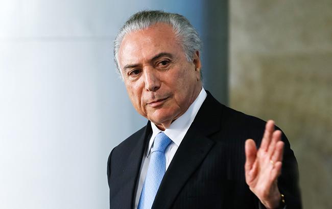 Президент Бразилии был вынужден доказывать, что не умер для получения пенсии