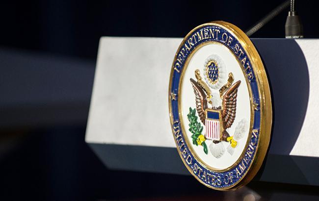 Фото: логотип держдепартаменту США (flickr.com/secdef)