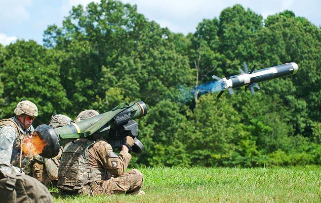 Фото: противотанковая ракета Javelin (flickr.com/soldiersmediacenter)