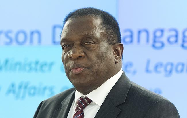 Переворот у Зімбабве: новий президент офіційно вступив на посаду