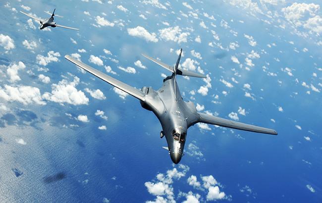 Фото: бомбардувальники США (flickr.com/us-pacific-command)