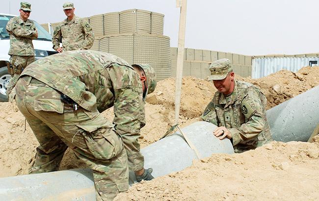 Фото: США начали строительство центра для ВМС Украины (flickr.com 29thinfantrydivision)