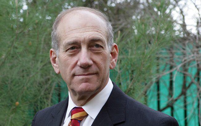 Фото: колишній прем'єр Ізраїлю Ехуд Ольмерт (flickr.com 93985572@N07)