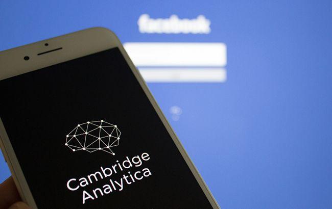 Facebook согласился выплатить штраф из-за скандала с Cambridge Analytica