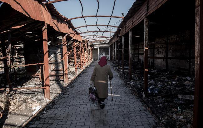Фото: за время конфликта погибли свыше 10 тысяч человек (flickr.com  osce_smmu)
