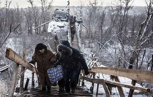 Для допомоги мирним жителям Донбасу спрямують понад 1 млрд євро