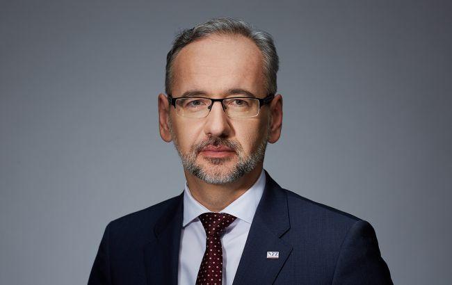 """У Польщі третю хвилю пандемії пов'язують з """"британським"""" штамом коронавірусу"""