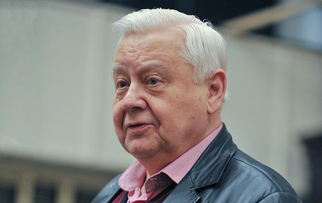 Олег Табаков навсе 100% потерял память