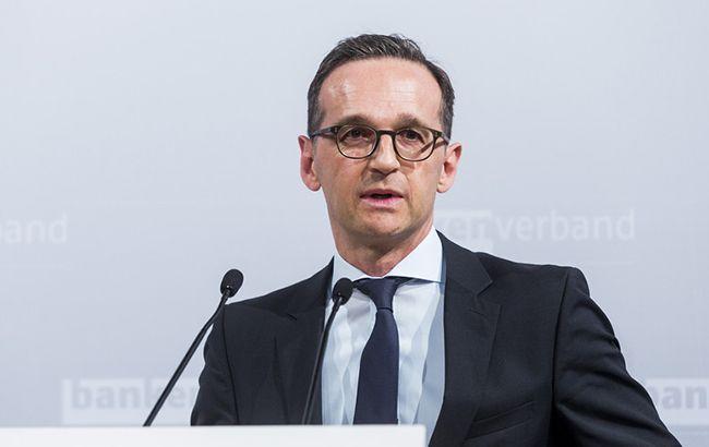 Глава немецкого МИД отменил свою поездку на Донбасс