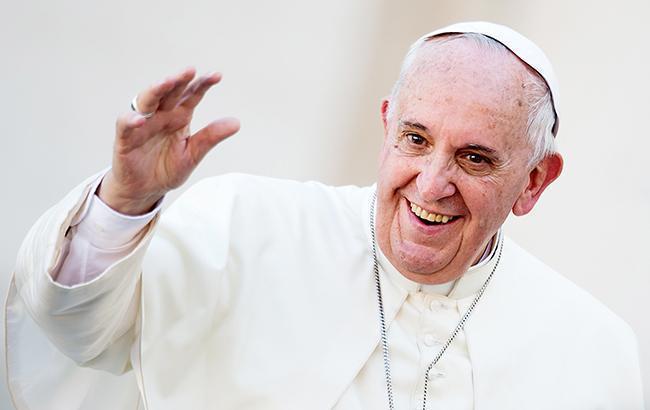 Папа Римський провів сеанс зв'язку з космонавтами на МКС