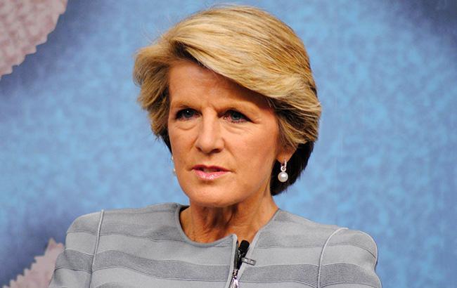 Міністр закордонних справ Австралії йде у відставку