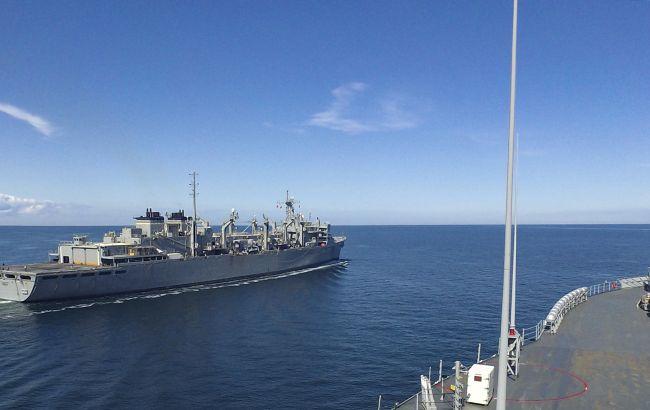 У Чорному морі почалися військові навчання Sea Breeze 2020