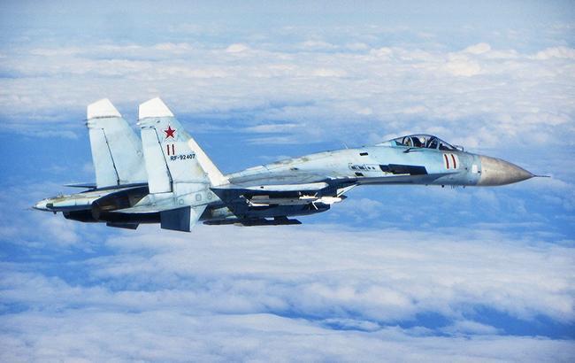 Фото: російський військовий літак (flickr.com defenceimages)