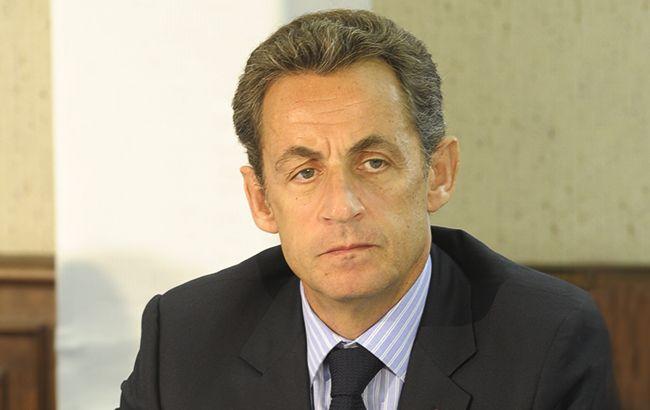 Екс-президента Франції Саркозі підозрюють вотриманні хабарів від Катару