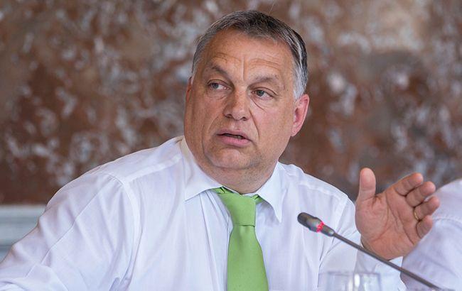 Домовленості з чинною владою України неможливі, - Орбан