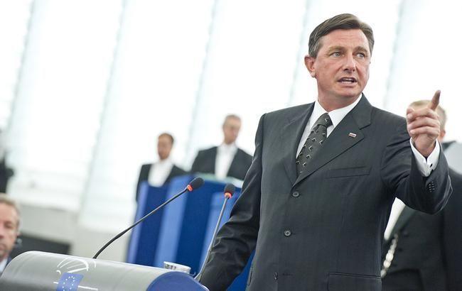 Президента Словенії закликали подати у відставку через заяви по Україні