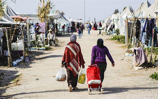 У Греції через заворушення в таборі для біженців сталася пожежа