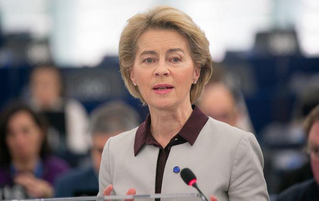 Президент Еврокомиссии покинула саммит ЕС из-за контакта с больными COVID-19