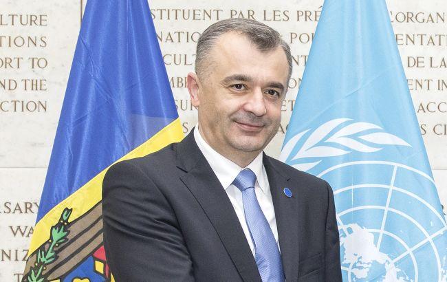 Премьер Молдовы объявил об отставке: это нужно, чтобы решить проблемы в стране
