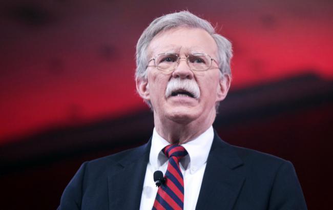 """США думають, як зупинити """"Північний потік-2"""", - Болтон"""