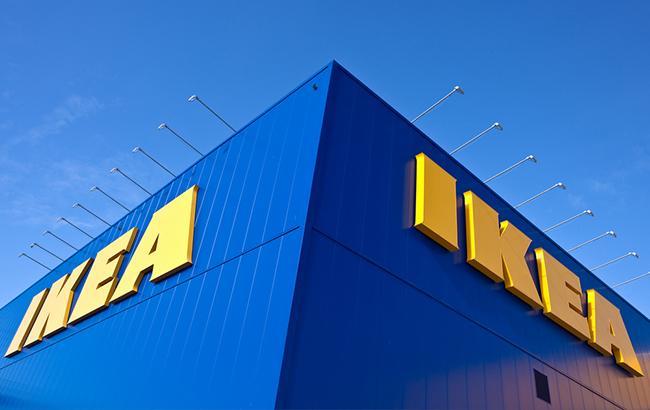 Фото: IKEA логотип (flickr.com Håkan Dahlström)