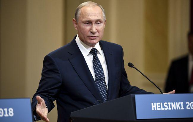 Путин: в свое время не было никакой Украины
