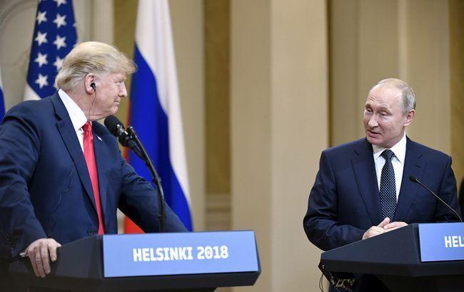 Белый дом отказался предоставить данные о переговорах Трампа и Путина