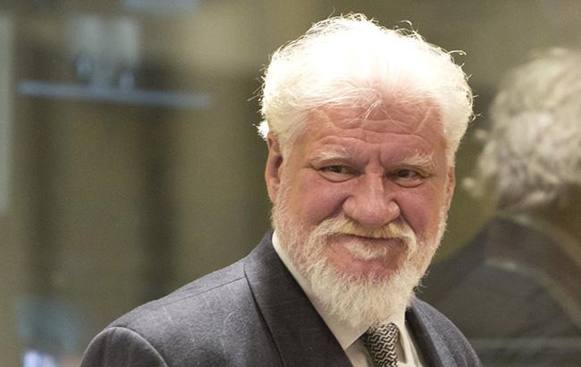 Осужденный генерал выпил ядна совещании Гаагского трибунала искончался