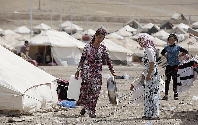 Около миллиона сирийцев покинули Идлиб из-за наступления Асада