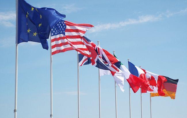 Посли країн G7 вітають рішення про скасування декларування для активістів