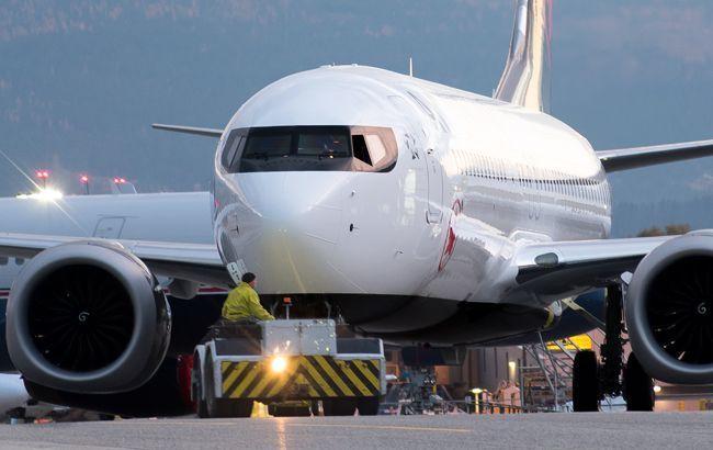 У Boeing заявили про значні збитки через лайнери 737 MAX