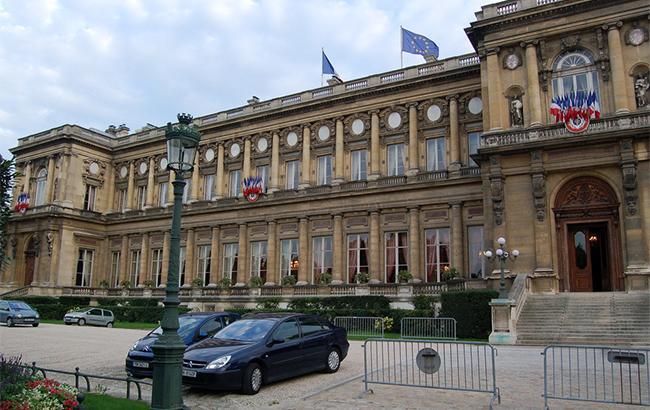 Фото: будівля МЗС Франції (flickr.com/mbell1975)