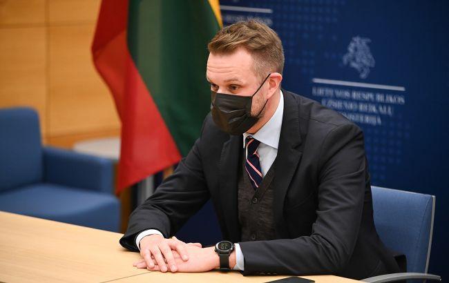 Литва планує розширити санкції проти Білорусі