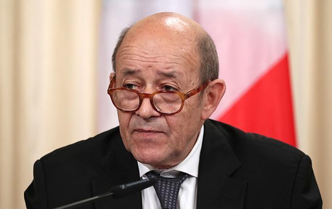 Вибори президента Росії: Франція не визнає підсумки голосування в Криму