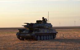 На Донбассе значительно возросла интенсивность боевых действий на линии соприкосновения