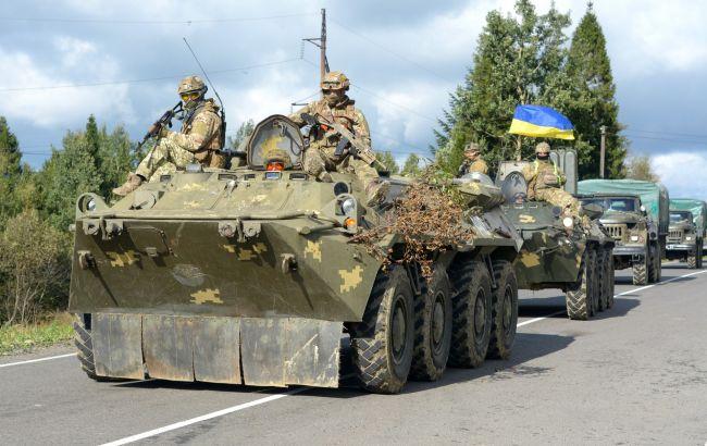 """На Донбассе боевики один раз нарушили """"тишину"""": ранен военный"""