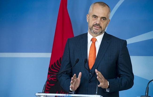 Албанія проти відкриття на своїй території пунктів розміщення біженців, - прем'єр-міністр