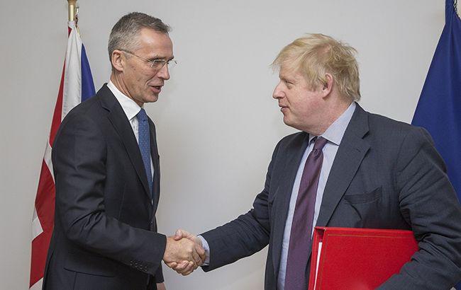Генсек НАТО предложил Великобритании помощь в расследовании отравления Скрипаля