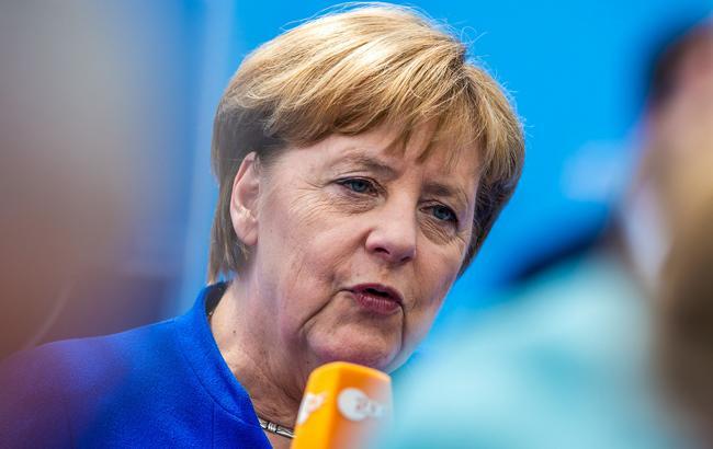 Меркель отвергла предложение голосования о доверии правительству