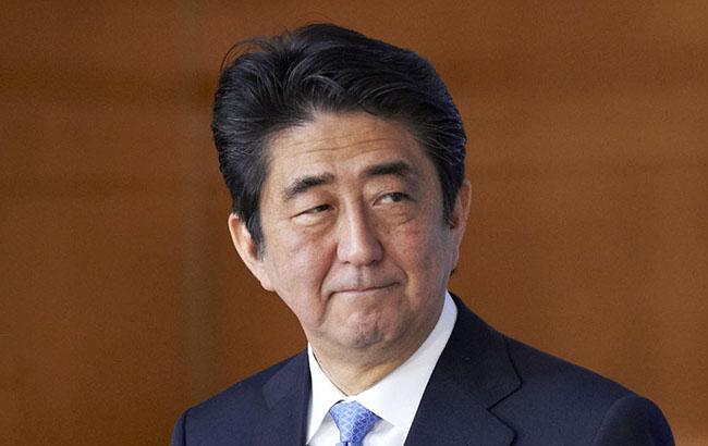 Абе оголосив про висунення на посаду глави правлячої партії Японії
