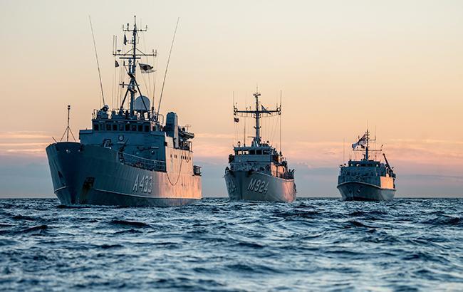 Фото: кораблі НАТО (flickr.com/nato_maritime_command)