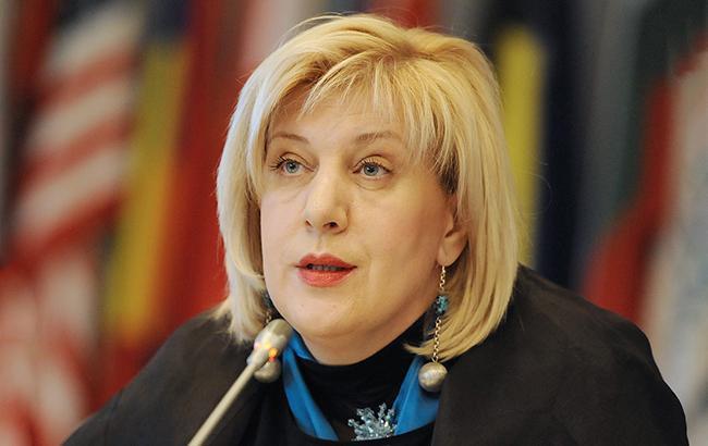 Комісар РЄ з прав людини написала листа Клімкіну і Лаврову щодо політв