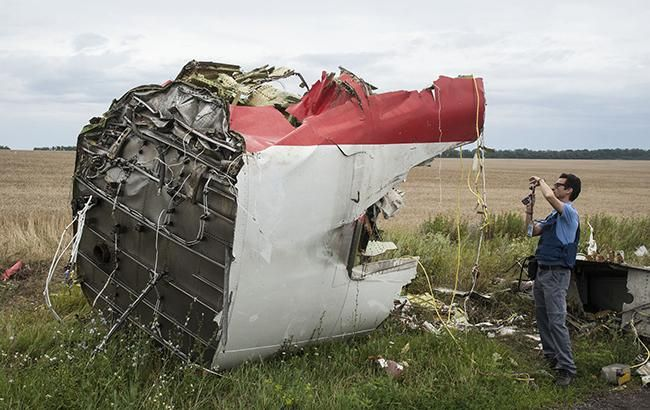 СБУ оголосила підозри причетним до катастрофи МН17