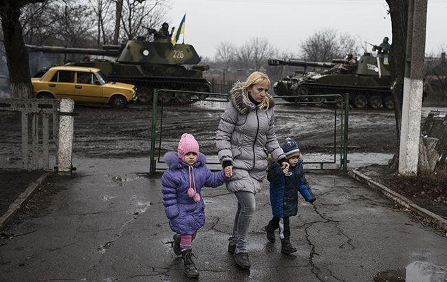В ООН призвали найти 52 млн долларов для Донбасса до зимы