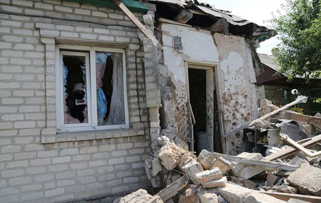 Боевики обстреляли Верхнеторецкое, ранили местную жительницу