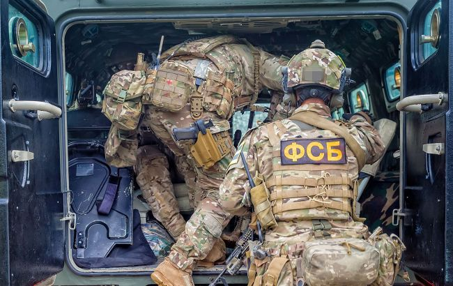 В РФ заявили о задержании шпиона Украины в Крыму. У него якобы изъяли взрывчатку
