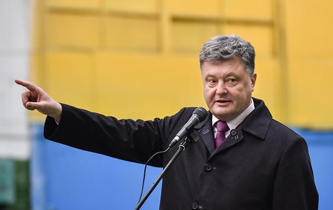 ЄС запровадить санкції щодо організаторів російських виборів уКриму— Порошенко