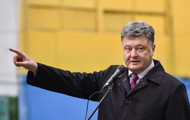 Порошенко закликав європейських лідерів продовжити санкції проти РФ
