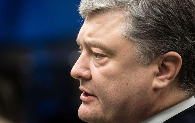 Порошенко закликав країни ЄС визнати Голодомор актом геноциду українського народу