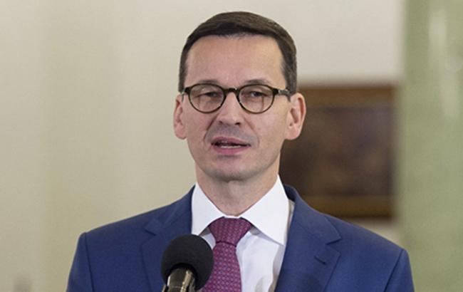 Моравецький став новим прем